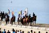 14. Strand-Derby - Das Pferderennen am Strand