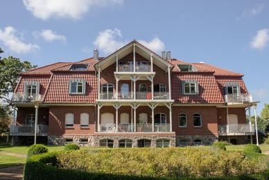Villa Seegarten im Ostseebad Boltenhagen