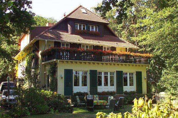 Haus Hubertus Boltenhagen