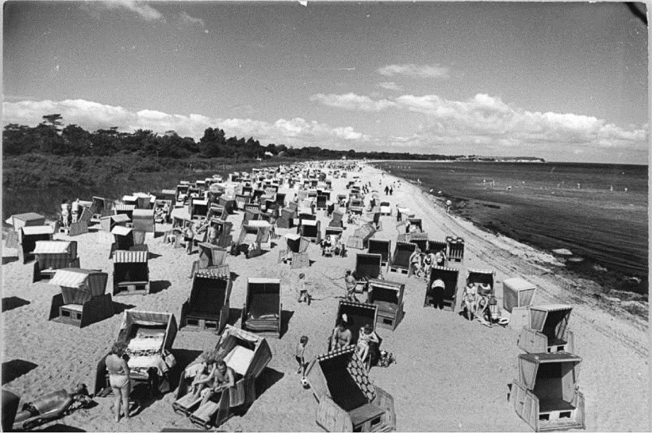 Strand - Boltenhagen - Geschichte - Ostsee