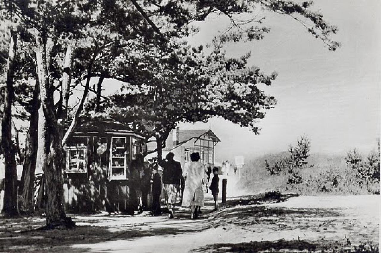 Promenade - Boltenhagen - Geschichte - Ostsee